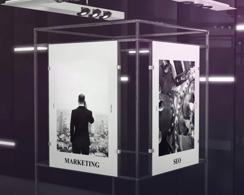 Slide marketing